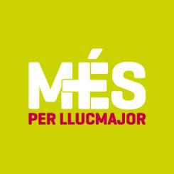 Logo MÉS per Llucmajor