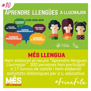 10. MÉS Llengua