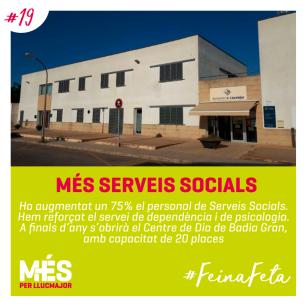 19. MÉS Serveis Socials