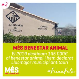 2. MÉS Benestar animal