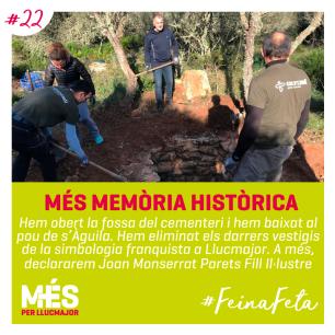 22. MÉS Memòria històrica