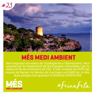 23. MÉS Medi ambient