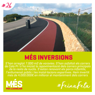 26. MÉS Inversions