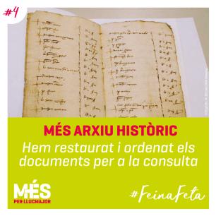 4. MÉS Arxiu històric