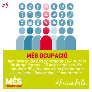 9. MÉS Ocupació